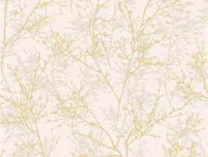 Dekor Harmony Çiçekli Krem 160-A Duvar Kağıdı