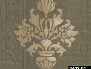 DECOWALL DAMASK DESENLİ DUVAR KAĞIDI (4403-01)