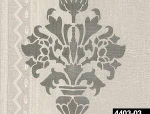 DECOWALL DAMASK DESENLİ DUVAR KAĞIDI (4403-03)