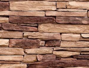Dekor Harmony Taş Kahverengi 103-A Duvar Kağıdı