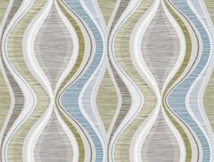 Dekor Harmony Geometrik Renkli 183-D Duvar Kağıdı