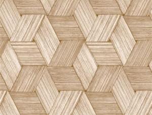 Dekor Harmony Geometrik Krem 107-A Duvar Kağıdı
