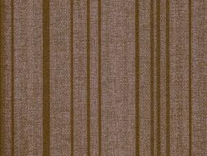 Livart Genesis Kahverengi Şerit Desenli 666-7 Duvar Kağıdı